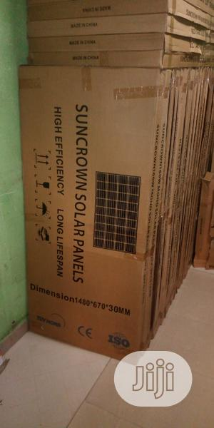Original Quality 150watts Solar Panel   Solar Energy for sale in Lagos State, Mushin
