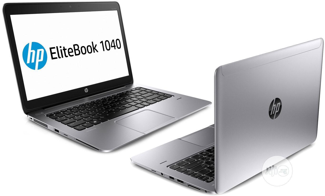 Laptop HP EliteBook 1040 G3 16GB Intel Core I7 SSD 256GB