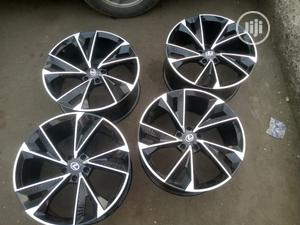 20 Inches Rim for Any Jeep Available   Vehicle Parts & Accessories for sale in Lagos State, Mushin