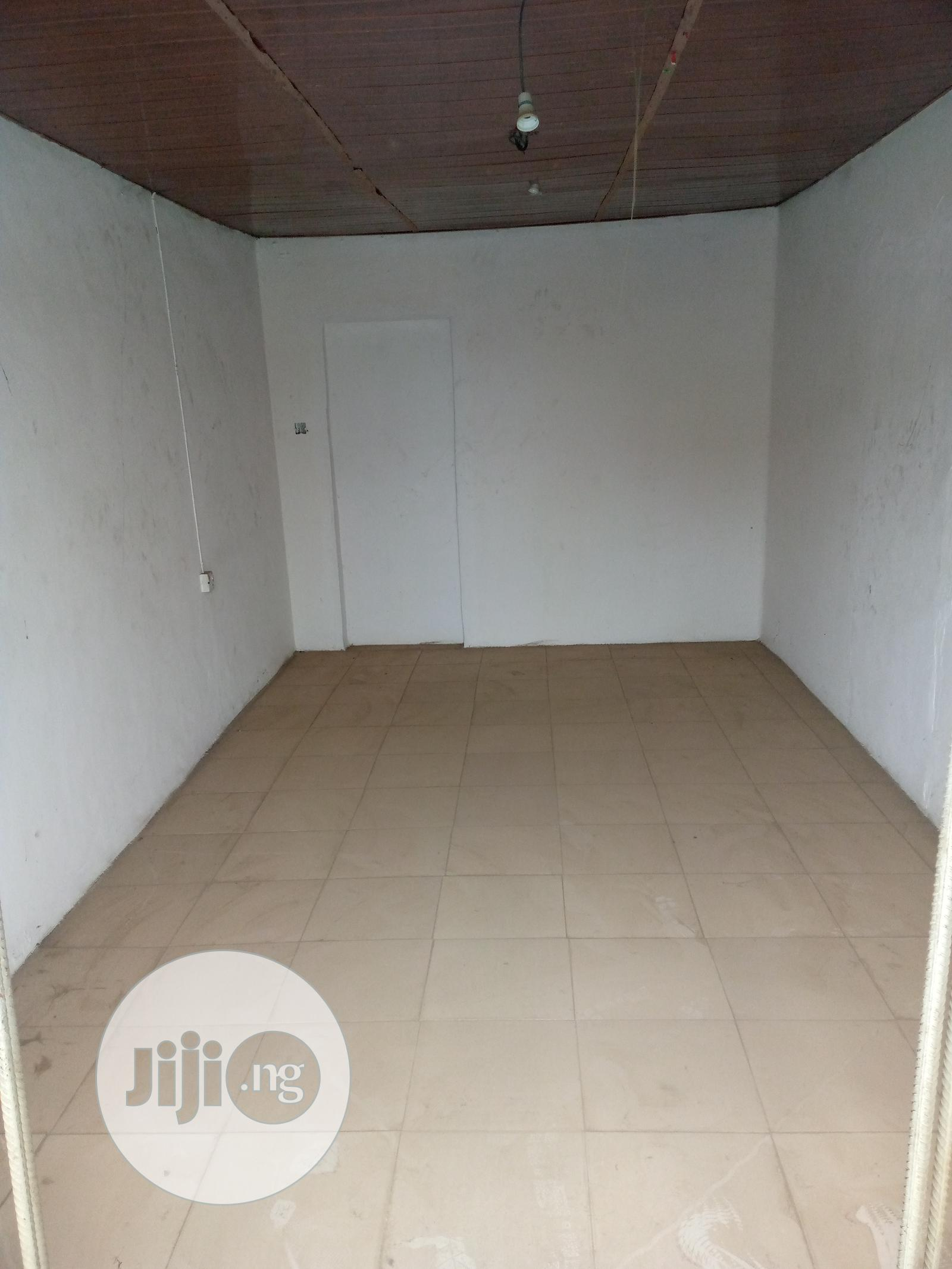 A Spacious Shop Around Pencinema Agege for Rent