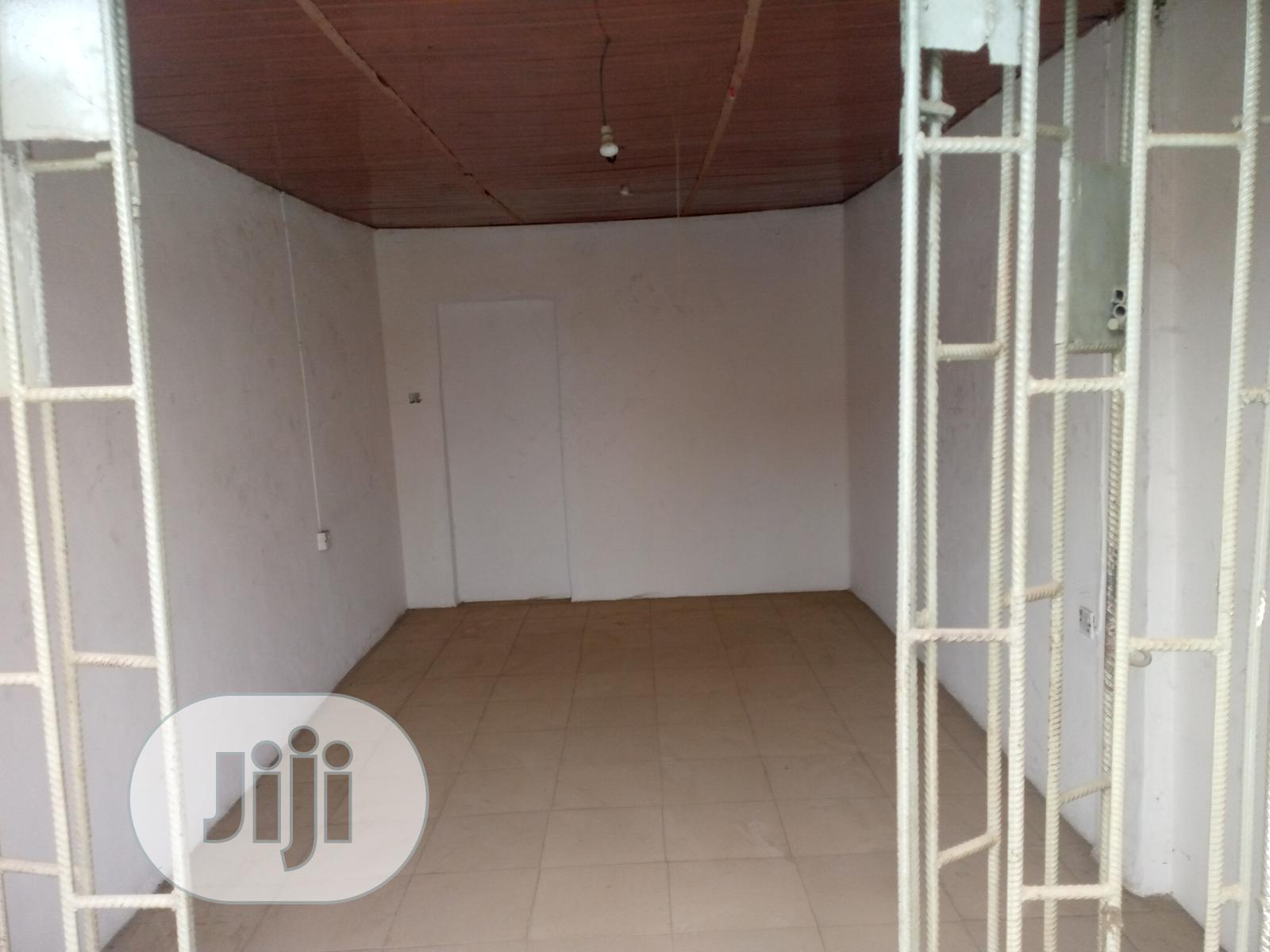 A Spacious Shop Around Pencinema Agege for Rent   Commercial Property For Rent for sale in Agege, Lagos State, Nigeria