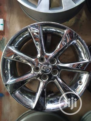 19 Inches Rim for Toyota Lexus Venzer Etc Available   Vehicle Parts & Accessories for sale in Lagos State, Mushin