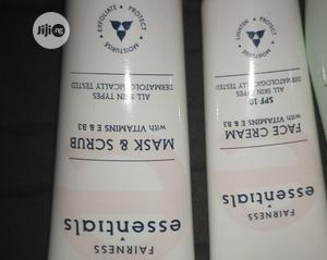 Fairness Essentials Face Cream, Scrub Mask   Skin Care for sale in Edo State, Benin City