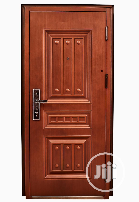Copper Gold Security Door | Doors for sale in Warri, Delta State, Nigeria