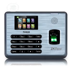 TX628 Zkteco Time Attendance Fingerprint | Computer Accessories  for sale in Lagos State, Ikeja