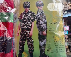 Army Costume for Kids | Children's Clothing for sale in Lagos State, Amuwo-Odofin