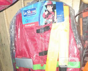 Firefighter Costume for Kids | Children's Clothing for sale in Lagos State, Amuwo-Odofin