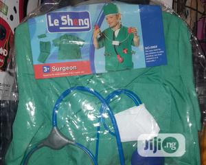 Surgeon Costume for Kids | Children's Clothing for sale in Lagos State, Amuwo-Odofin