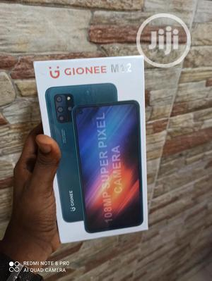New Gionee M12 128 GB Black | Mobile Phones for sale in Lagos State, Victoria Island