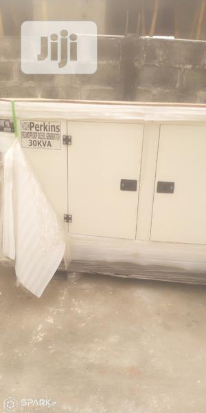 30kva Soundproof Diesel Generator | Electrical Equipment for sale in Lagos State, Ikoyi
