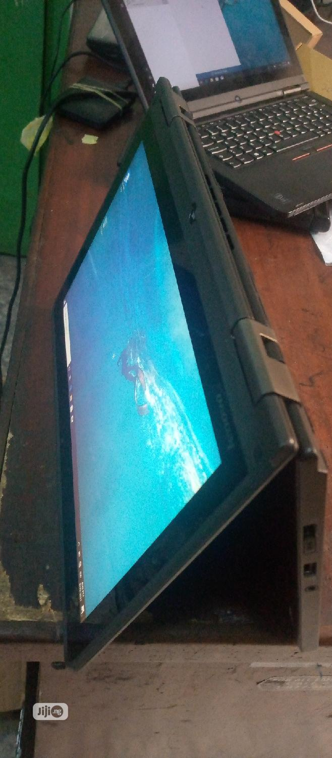 Laptop Lenovo ThinkPad Yoga 4GB Intel Core I3 HDD 500GB | Laptops & Computers for sale in Surulere, Lagos State, Nigeria