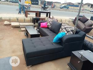 L Shape Sofa Chair. | Furniture for sale in Lagos State, Maryland