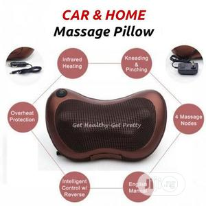 Car and Home Massage Pillow | Sports Equipment for sale in Lagos State, Lagos Island (Eko)