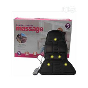 Robotic Cushion Massager for Cars and Home Use   Sports Equipment for sale in Lagos State, Lagos Island (Eko)