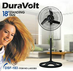Duravolt 18 Inches Standing Fan   Home Appliances for sale in Lagos State, Ajah