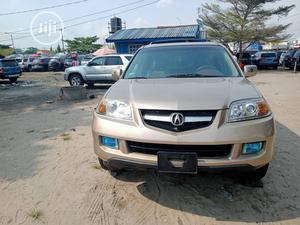Acura MDX 2006 Gold | Cars for sale in Lagos State, Amuwo-Odofin