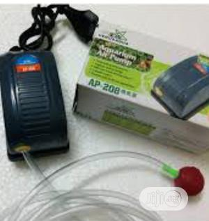 One Outlet Oxygen Pump and Air Stone   Pet's Accessories for sale in Lagos State, Surulere