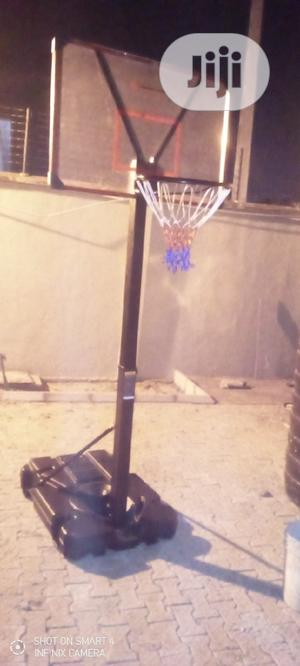 American Fitness Basketball Stand | Sports Equipment for sale in Lagos State, Ikeja