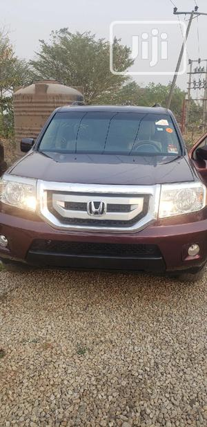 Honda Pilot 2009 Red | Cars for sale in Abuja (FCT) State, Galadimawa