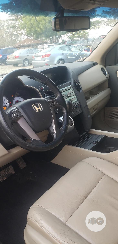 Honda Pilot 2009 Red | Cars for sale in Galadimawa, Abuja (FCT) State, Nigeria