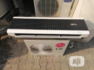 Korean Used LG Artcool 1HP Split AC   Home Appliances for sale in Lagos State, Lekki