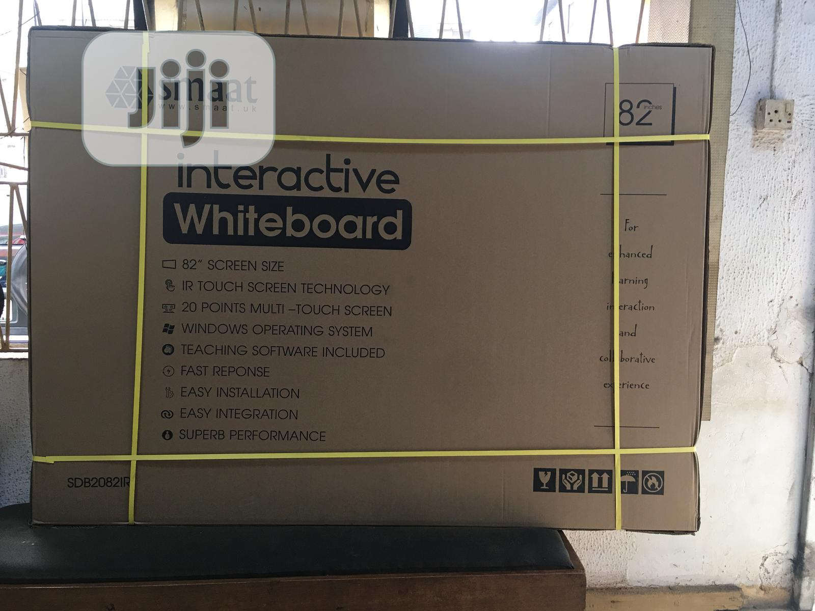Archive: 82 Inch Smaat Interactive Whiteboard