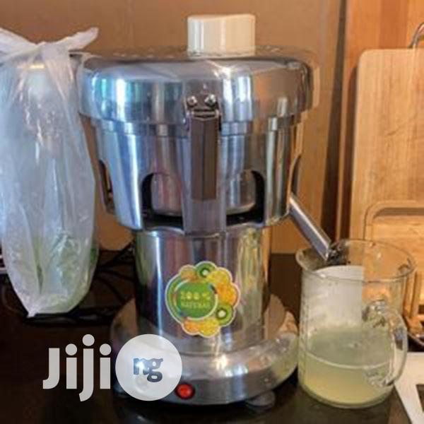 Archive: Industrial Advanspid Juice Extractor Machine WF-A3000