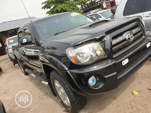 Toyota Tacoma 2009 Double Cab V6 Automatic Black | Cars for sale in Lagos State, Apapa