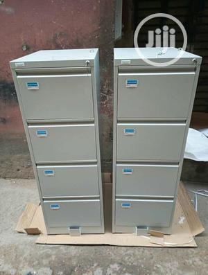Original 4drawer Iron Cabinet | Furniture for sale in Lagos State, Ilupeju