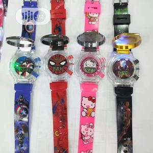 Quality Children's Character Watch With Amazing Features   Babies & Kids Accessories for sale in Lagos State, Lagos Island (Eko)