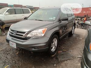 Honda CR-V 2010 LX 4dr SUV (2.4L 4cyl 5A) Gray | Cars for sale in Lagos State, Apapa