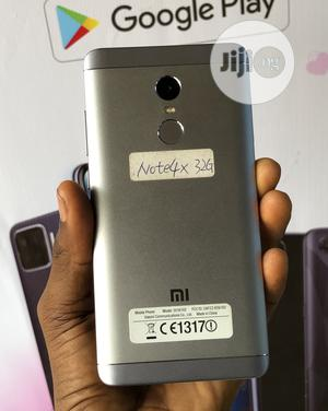 Xiaomi Redmi Note 4X 32 GB Gray | Mobile Phones for sale in Lagos State, Ikeja