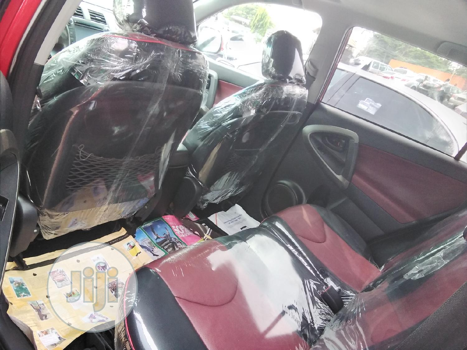 Toyota RAV4 2010 2.5 Limited Red   Cars for sale in Amuwo-Odofin, Lagos State, Nigeria