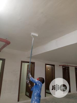 Painting , Screeder And All Round Finishing | Building & Trades Services for sale in Lagos State, Magodo