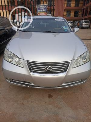Lexus ES 2007 Silver | Cars for sale in Lagos State, Alimosho
