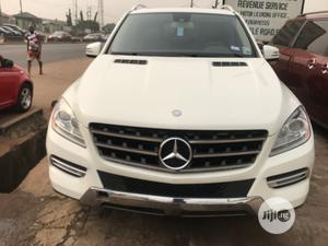 Mercedes-Benz M Class 2014 White | Cars for sale in Edo State, Benin City