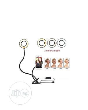 Clip On Selfie Light And Tripod   Accessories for Mobile Phones & Tablets for sale in Rivers State, Port-Harcourt