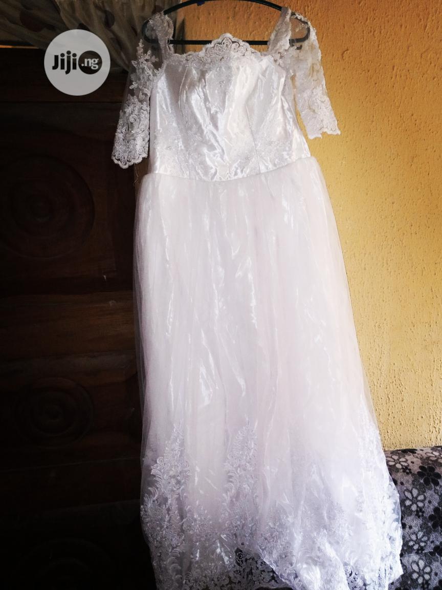Archive: Beautiful Ball Wedding Dress