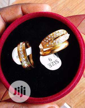Gold Wedding Ring Set | Wedding Wear & Accessories for sale in Abuja (FCT) State, Mpape