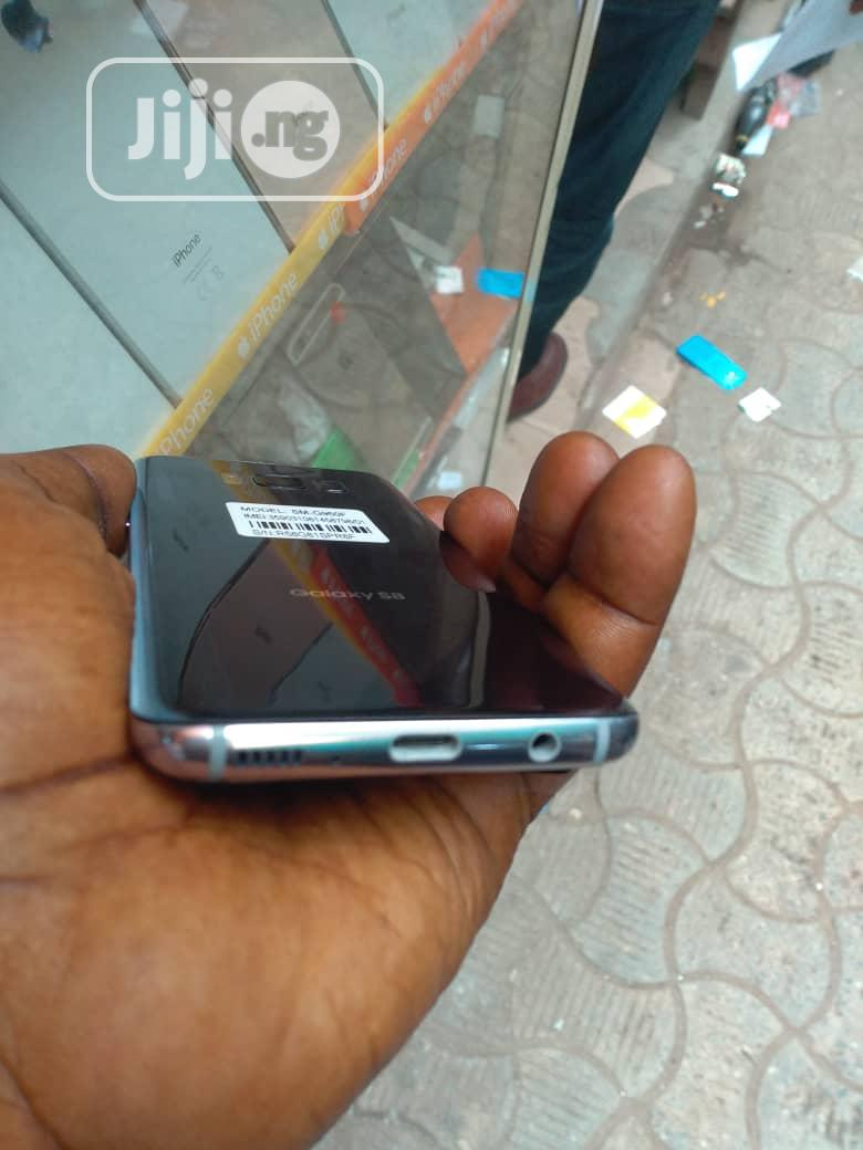 Samsung Galaxy S8 64 GB Blue | Mobile Phones for sale in Ikotun/Igando, Lagos State, Nigeria