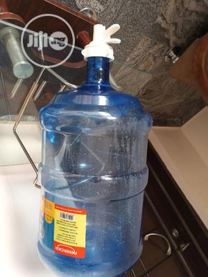Water Dispenser Bottle Stand And Tap | Kitchen Appliances for sale in Abuja (FCT) State, Utako