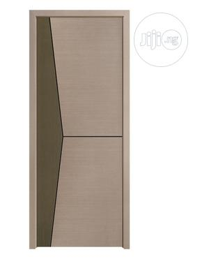 HDF Flush Doors With Patterns | Doors for sale in Lagos State, Victoria Island