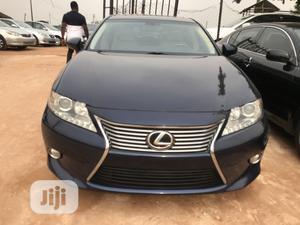 Lexus ES 2014 350 FWD Blue | Cars for sale in Edo State, Benin City