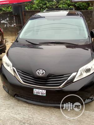 Toyota Sienna 2012 LE 7 Passenger Mobility Black | Cars for sale in Delta State, Warri