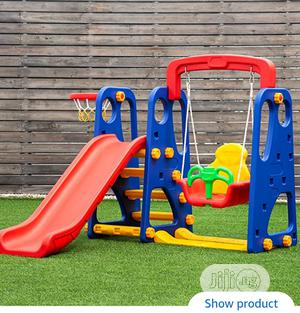 3 in 1 Slide Swing and Basketball | Toys for sale in Lagos State, Lagos Island (Eko)