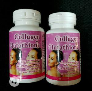 Collagen + Glutathione Capsule   Vitamins & Supplements for sale in Lagos State, Amuwo-Odofin