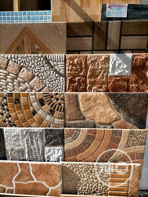 Quality 45 by 45 Spanish Tiles   Building Materials for sale in Lagos State, Orile