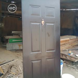 Wood Plus Door   Doors for sale in Lagos State, Mushin