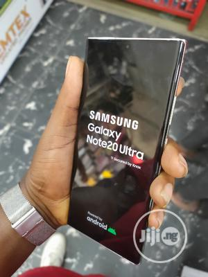 Samsung Galaxy Note 20 Ultra 256 GB | Mobile Phones for sale in Lagos State, Ikeja