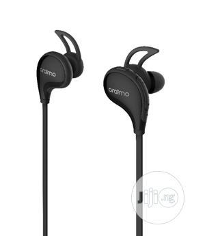 Oraimo Bluetooth Earpiece OEB-E53D   Headphones for sale in Lagos State, Ikeja